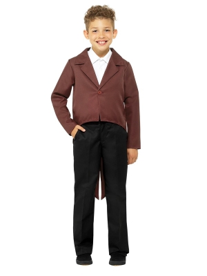 Tailcoat, Brown