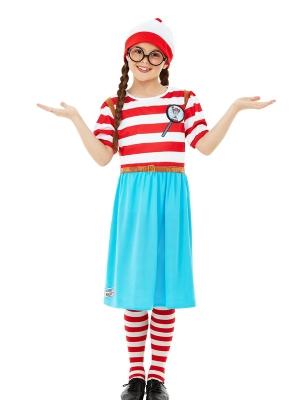 Wheres Wally? Vendas kostīms