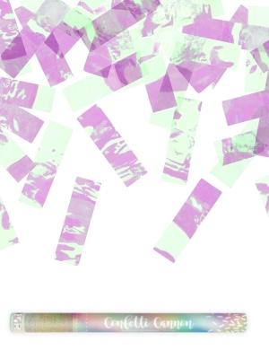 Plaukšķene ar varavīksnes krāsas strēmelēm, 60 cm