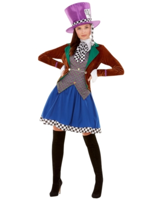 Miss Hatter Costume