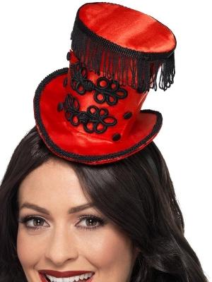 Dresētājas mini cepure
