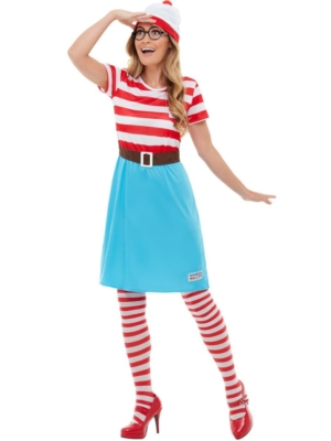 Wheres Wally? Wenda Costume