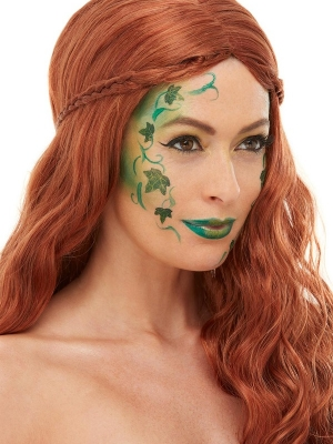 Smiffys Make-Up FX, Woodland Pixie Aqua Kit