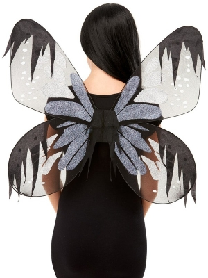 Dark Botanicals Moth Wings, 65 cm