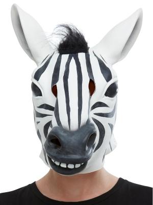 Zebra maska