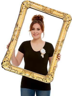 Inflatable Picture Frame, 80 cm