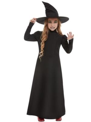 Dusmīgās raganas kostīms