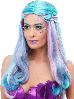 Mermaid Wig