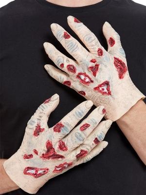Zombija roku cimdi