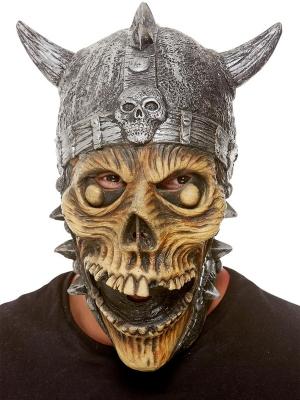 Маска скелета викинга