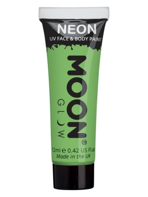 Moon Glow Pastel Neon UV Face Paint
