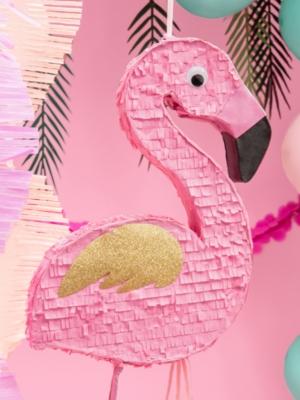 Пиньята - Фламинго, 25 x 55 x 8 см