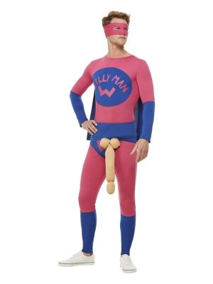 Willyman supervaroņa kostīms