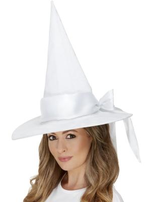 Шляпа ведьмы с бантом
