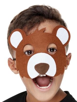 Lāča flīsa maska