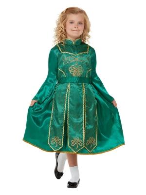Deluxe Irish Dancer Costume