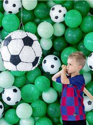 Pinata - Football, 35 x 35 x 35 cm