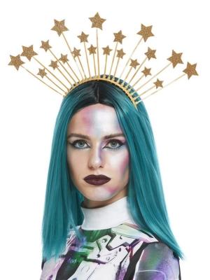 Star Glitter Headband