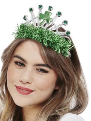 Paddys Day Tiara Crown