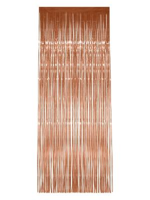 Lietutiņa aizskars, rozā zelts, 91 x 244 cm