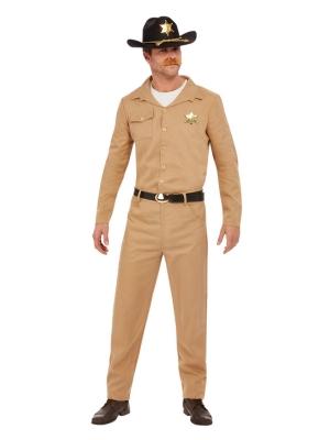 80-to gadu šerifa kostīms
