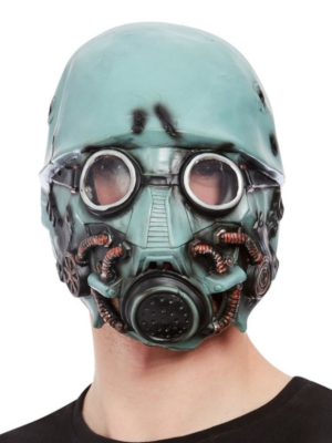 Černobiļas maska