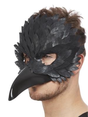 Kraukļa maska