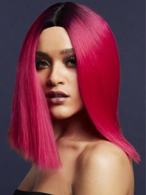 Parūka Kylie, purpura rozā, 37 cm