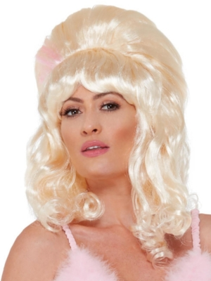 Glamour Puss Wig, Blonde