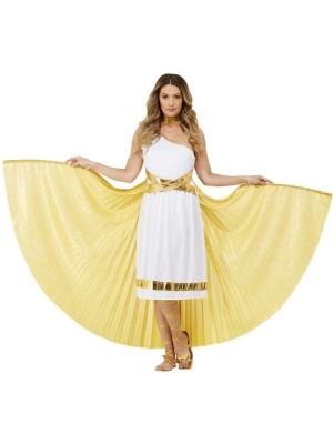 Grieķu stila apmetnis, zelta 190 cm