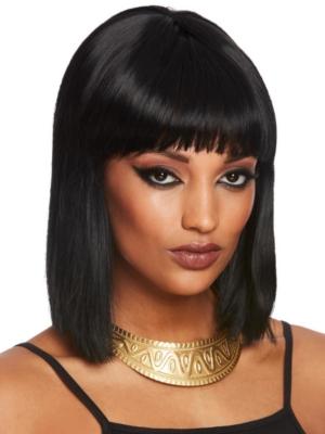 Ēģiptiešu stila kaklarota, zelta