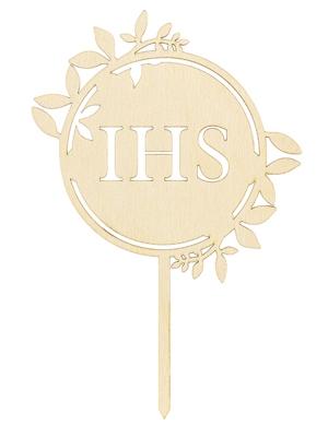 Koka toperis IHS, 15.5 x 23 cm