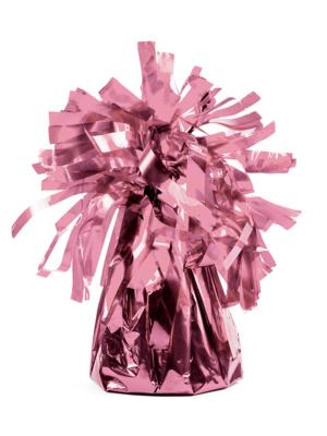 Balonu atsvars, rozā zelta krāsā, 130 gr