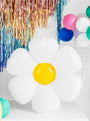 Foil balloon Daisy, 75 x 71 cm