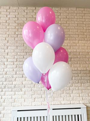 """Hēlija pušķis """"9 baloni"""""""