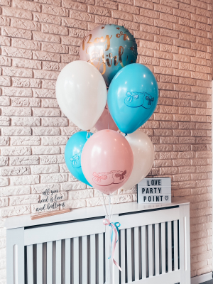 """Balloons with helium """"Boy or Girl?"""""""