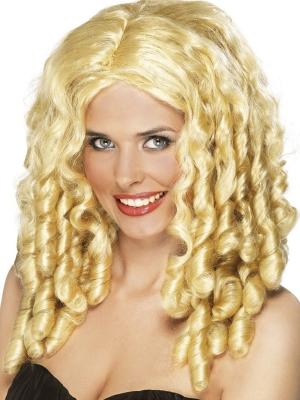 Kinozvaigznes parūka, blonda