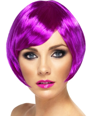 Mazulītes parūka, violeta