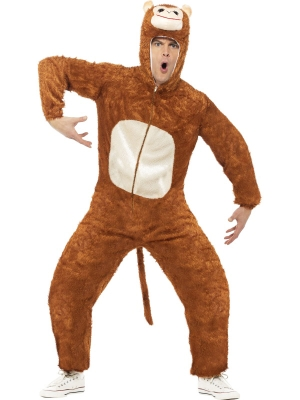 Monkey Costume (men / women)