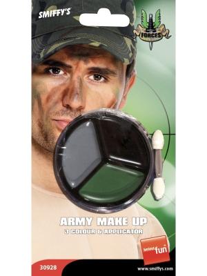 Armijas grima komplekts