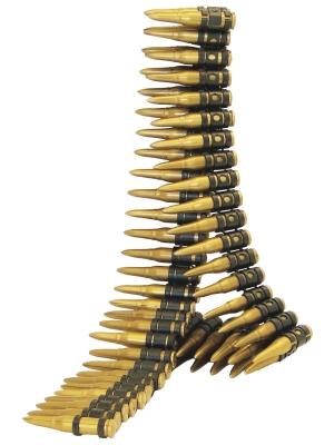 Ložu josta ar 96 lodēm, 150 cm