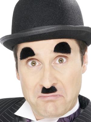 Усы и брови Чаплина