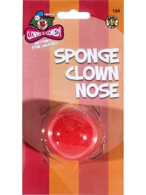 Clowns Nose, red