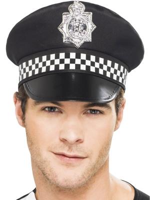 Шапка полицейского