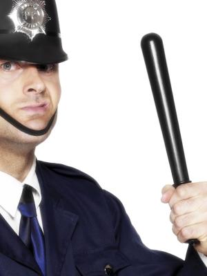 Полицейская дубинка, ПВХ, пищащая, 33см