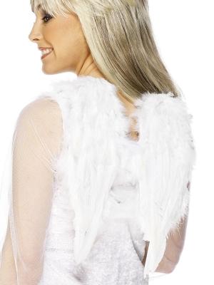 Enģeļa spārni, balti, 30 x 40 cm