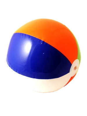 Inflatable Beachball, 40 cm