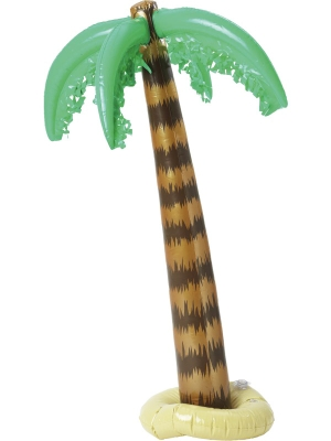 Piepūšama palma, 90 cm