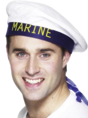 Шапка морячка
