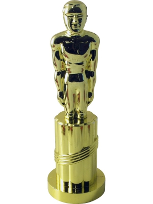 Statue Gold, 24 cm